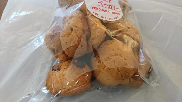 キムラヤベーカリークッキー