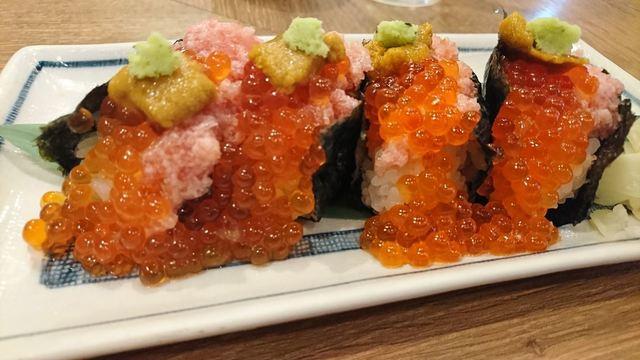 磯丸水産 こぼれ寿司